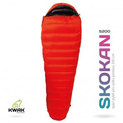 KWAK Schlafsäck Skokan S200